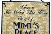Jenny Lynn's / Mimi stuff  / by Bethany Patton