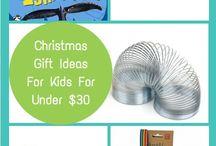 Present Ideas / Birthdays, Christmas, and random times.  / by Jana Cousineau