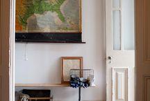 Entryways & halls / by Kristen Reifsteck