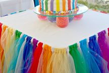 kids birthday party decor. / by Edith Lima