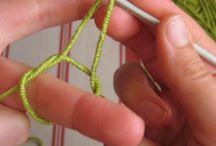 Crochet / by Rachel Goodsall