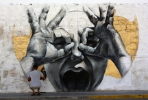 >>--World Canvas--<< / Inspiring world of street art that hardly gets the recognition it deserves / by a  l e  x