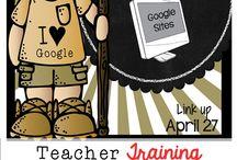 Google sites / by Sue Ann Peete