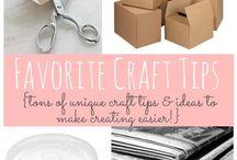 Crafting / by My Recipe Magic
