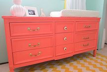 Baby nursery ideas / by Tyler Cotten
