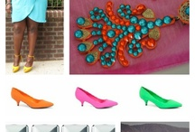 fashion trends / by Marged divadellecurve