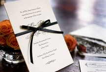 Wedding: Formal / Timeless and elegant. / by William Arthur Fine Stationery