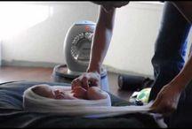 Newborn Posing Videos / by Kelly Hunter