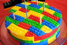 Lego Birthday Party / by Annie {Stowed Stuff}