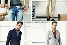 For my Men clothes and shoes  / by Marie Lorence