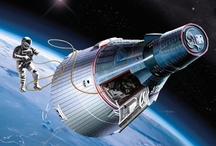 Real Spacecraft / Pictures of real spacecraft / by Stuart Palmer