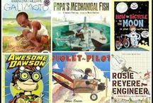Kids Books / by Amanda Stone Gundersen