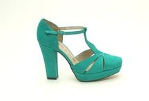 VERANO 2012 / SUMMER 2012  / Colección de calzado y complementos para la temporada estival primavera verano 2012 / by Trece Marmotas