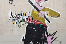 street art / posts on www.gazette-ic.com tagged with street art / by gazette inspiration collector