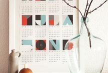 calendars / by Rachel Avidor