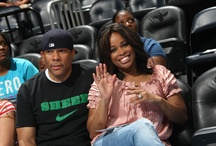 Celebs supporting the Dream  / by Atlanta Dream