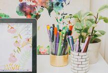 Social Media Tips / by Kara Ingram