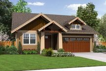 House exterior ideas / by Erin Montoya