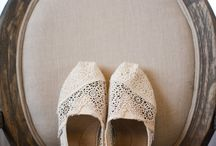 wedding shoes & little things / by Sarah Williams