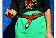 Style (I could wear...) / by Beatriz R Machado