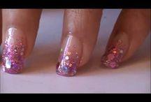 Obsessed.... Nail Art >.< / by Brenda Coronado
