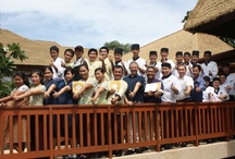 Let's say 'Congratulations' to Ginger & Lime / by Centara HotelsResorts