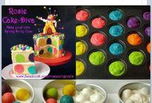 Birthday party ideas  / by Marella Ramsey