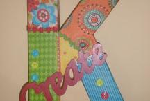 Craft Ideas / by Karen Schubert
