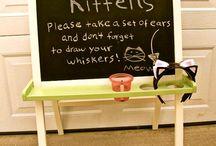 Mylee birthday ideas! / by Katie Leviner