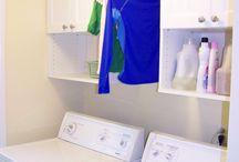 Laundry room / by Sandi Trudel