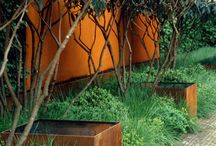 Outdoor / Inspiration for small urban gardens / by Pieter Laga