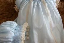 Heirloom Sewing/Smocking / by Terry Poskay