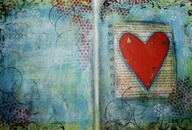 art/art journalling / by Michelle Mooney