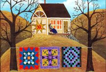 Quilts and creativity / by Gail Beaman