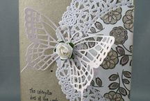 Crafts - paper / Make your own cards, boxes, etc / by Sheryl Grant