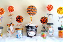 Halloween/Fall Decorating and Party ideas / by Randi Young