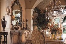 Dining Rooms / by Cindy Rambo