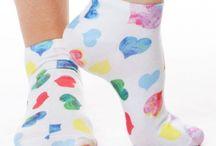 Socks  / by Ebony McSwain
