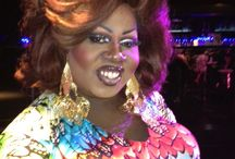Drag queens are everythang!!!! Yasssssss!!! / by Toya Carver