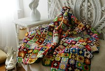 i wish i could crochet / by Fiona Tchan