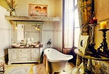 Bathroom Lust List / by Myra Piloni