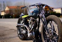 Motorcycle  / by Miriam Gail Livingston