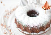 Cakes, Cakes & More Cakes / by Tina_Vega