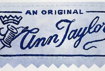 Ann Taylor  / by Evelyn Cathey
