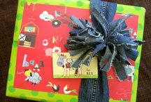 Gift Giving/Presentations / by Wendy Bolick
