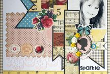 Scrapbooking Ideas / by Sara Kendrick