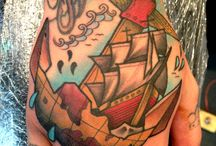 Tattoos / by Danny Groth