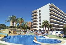 Hotel RH Corona del Mar - Benidorm / Hotel de 4 estrellas frente a la Playa Poniente de Benidorm, junto al espectacular paseo, muy próximo al Parque de Elche, al puerto y al Casco Antiguo de Benidorm.  / by Hoteles RH