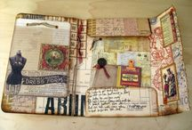 Art Journaling 2 / by Patricia Leng