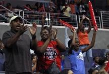 Great Mystics fans from 2011 / by Washington Mystics